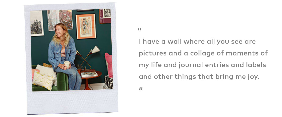 Liz Solms talks us through her interior styling