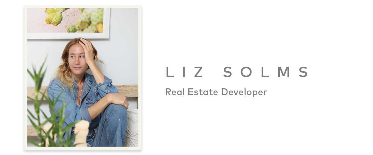 Liz Solms Profile Portrait