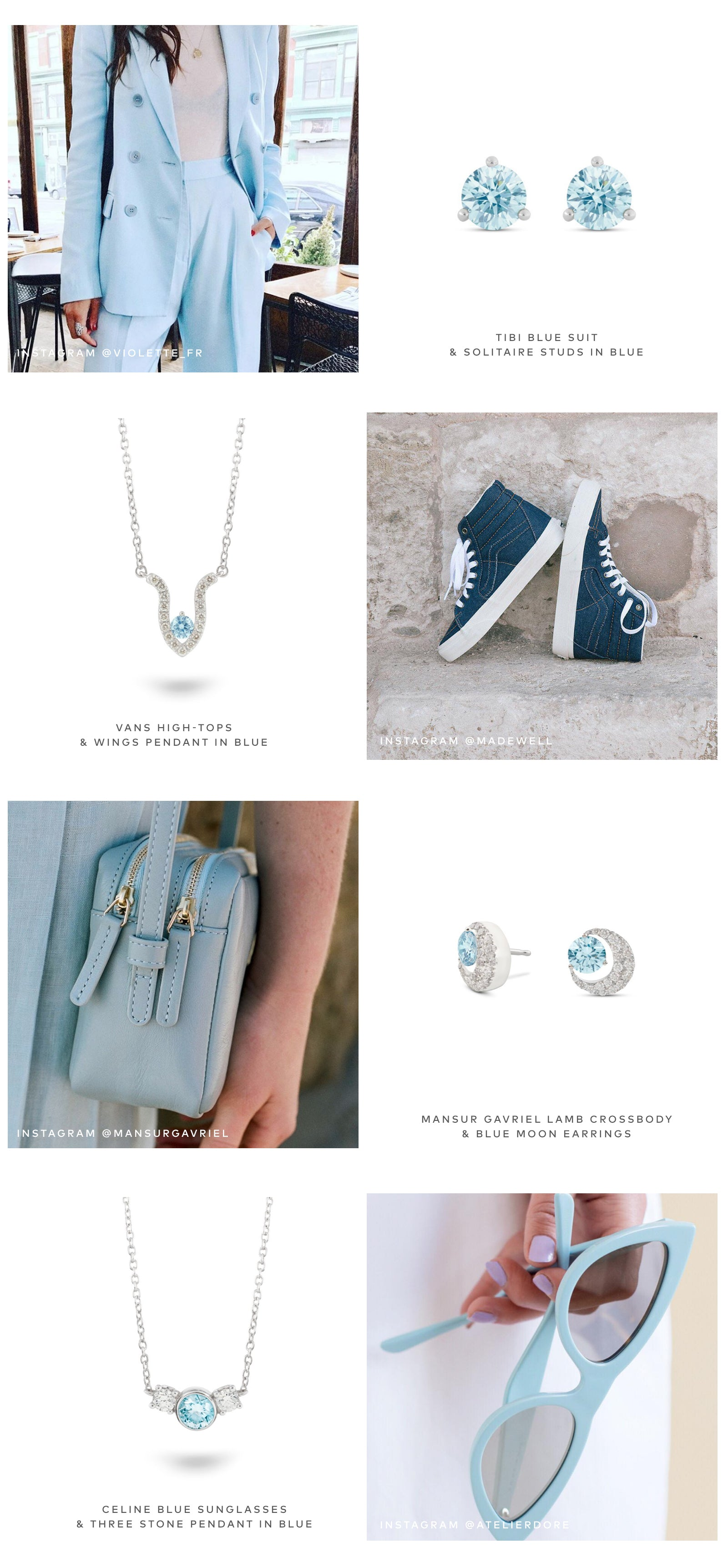 Baby Blue inspirations