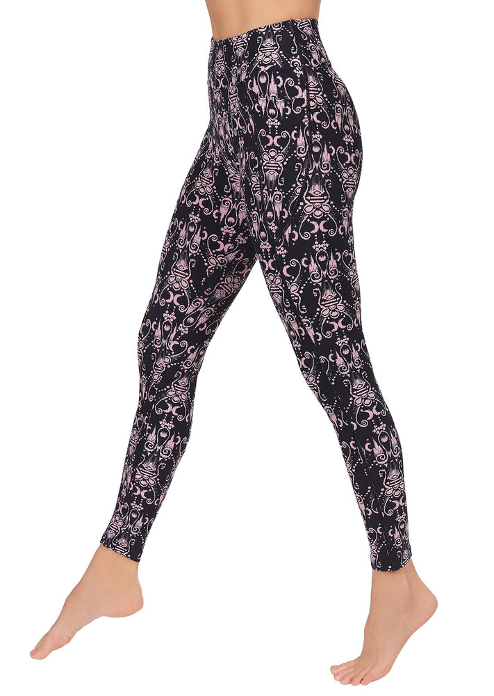 Abi and Joseph Arabesque Dual Pocket Full Length Tight