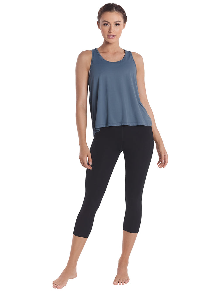 Abi and Joseph Saylor Cropped Tank