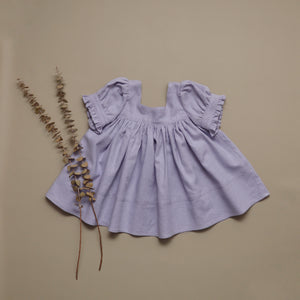 Fiona Tunic Dress Thistle MTO