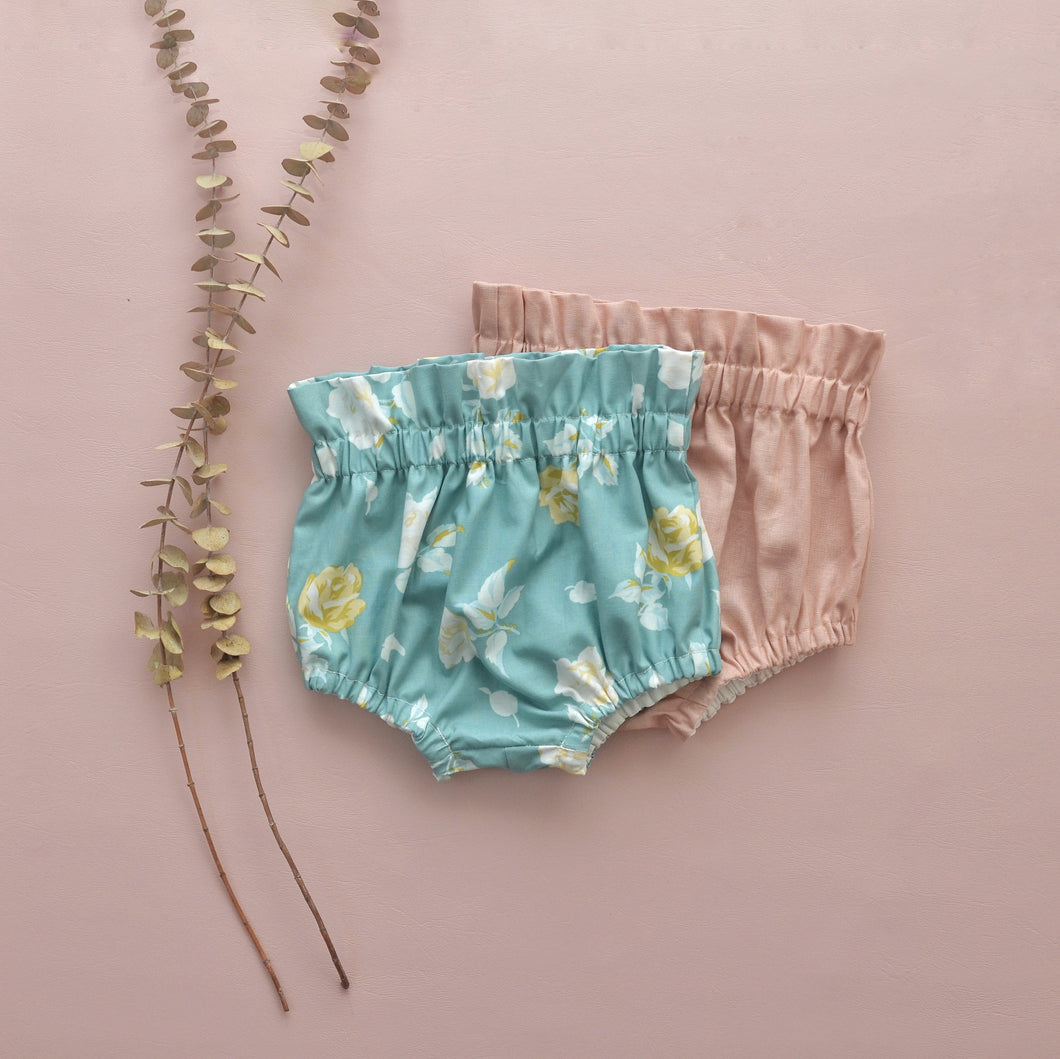 Bloomers - High Waisted Ruffle & Shorts MTO