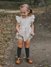 Zaylee Ruffle Rompers Fall MTO
