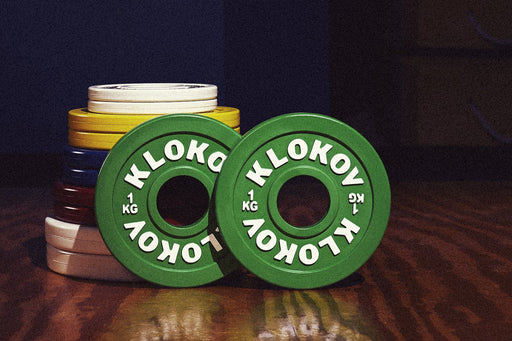 Klokov Equipment Olympiske Fractional Plates