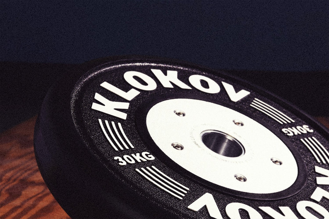 Klokov Equipment Olympiske Bumper Plates