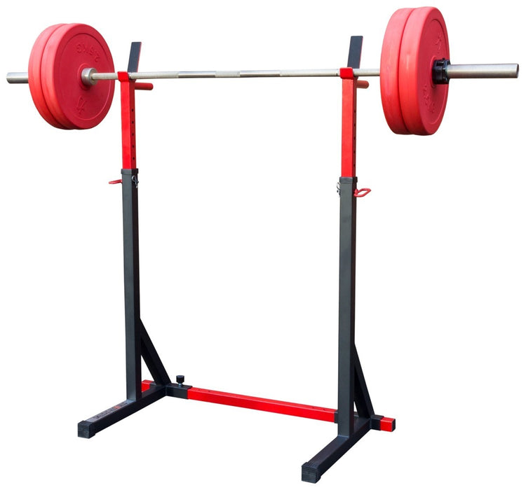Squat Rack Type 2 Red