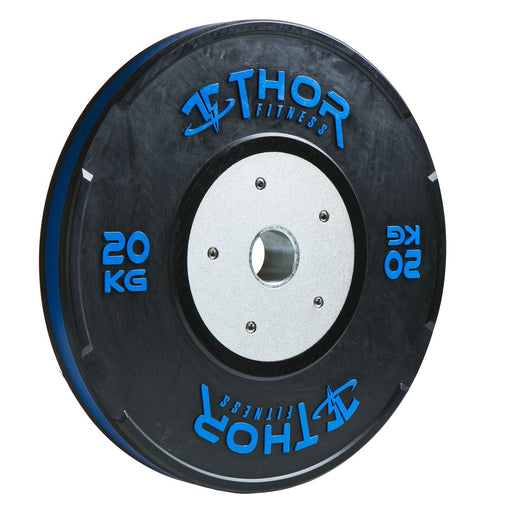 Thor Fitness Competition Bumper Plates sort