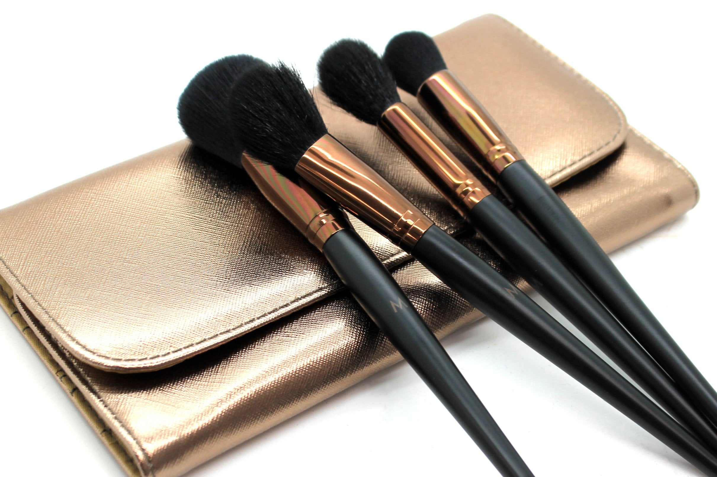 4 Piece Make Up Brush Set