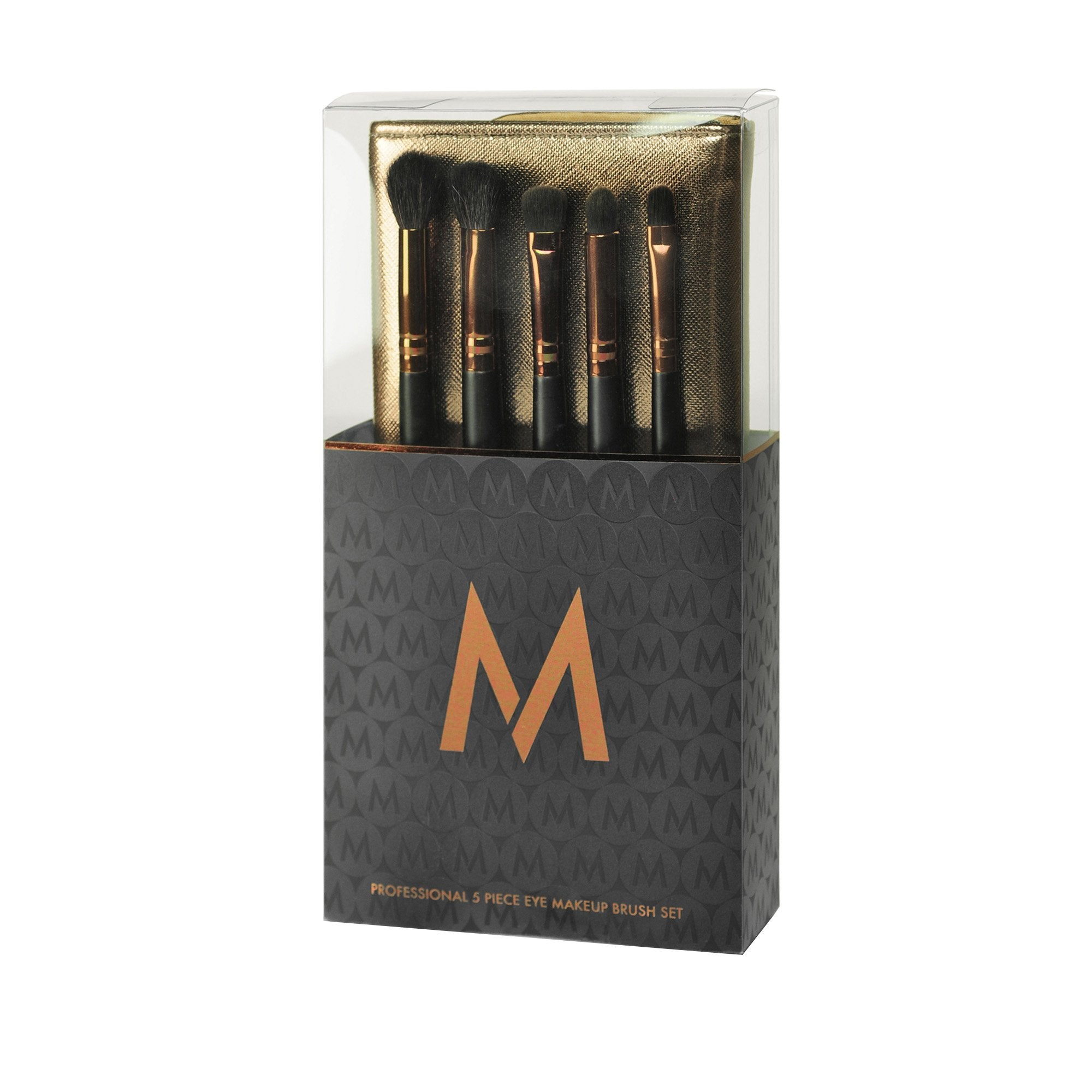 5 Piece Make Up Brush Set