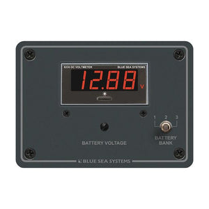 Blue Sea 8051 DC Digital Voltmeter Panel [8051]