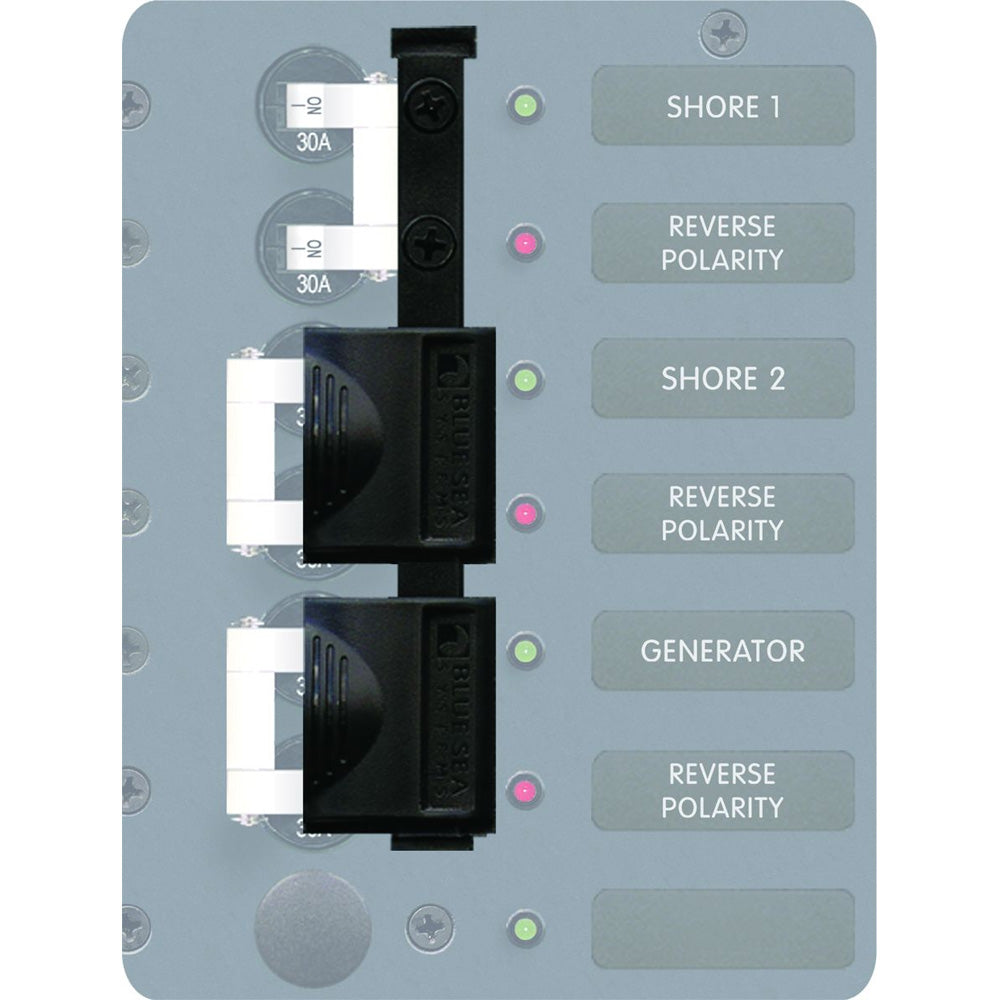 Blue Sea 4126 AC A-Series Circuit Breaker Lockout Slide [4126]