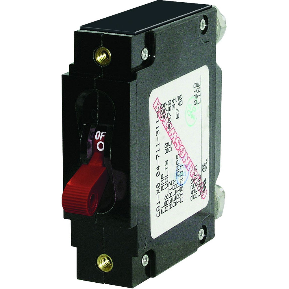 Blue Sea 7250I C-Series Ignition Protected Toggle Single Pole - 100A [7250I]