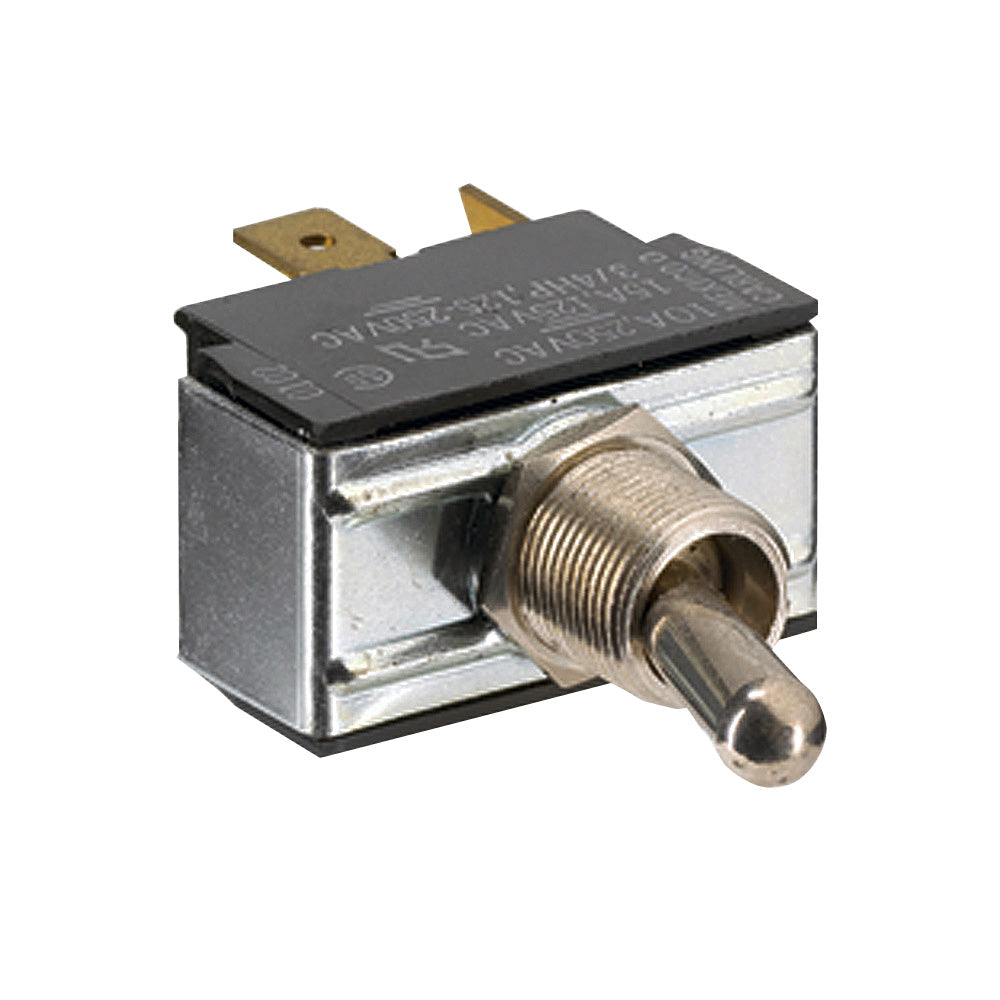 Paneltronics SPDT ON/OFF/ON Metal Bat Toggle Switch [001-010]