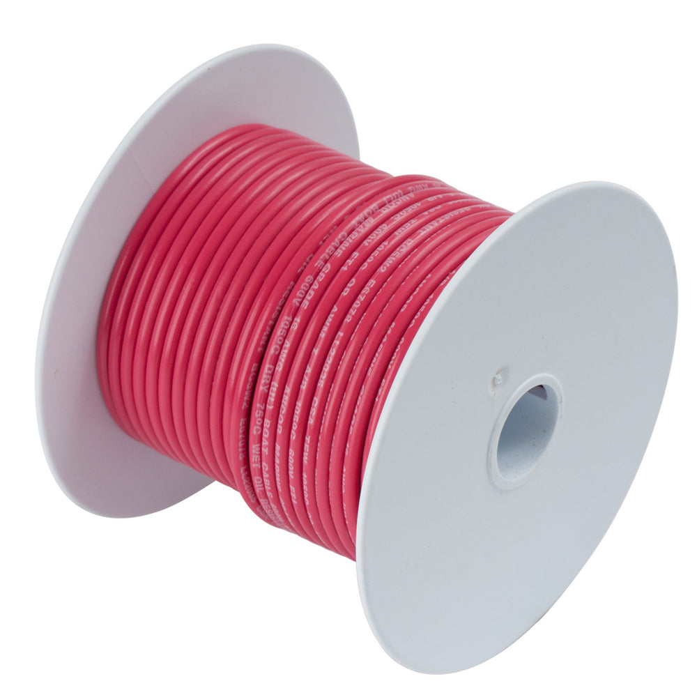 Ancor Red 6 AWG Battery Cable - 25' [112502]