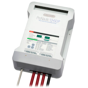 ProMariner ProNautic 1250P 50 Amp 3 Bank Battery Charger [63150]
