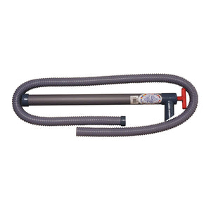 "Beckson Thirsty-Mate 24"" Pump w-72"" Flexible Reinforced Hose [124PF6]"