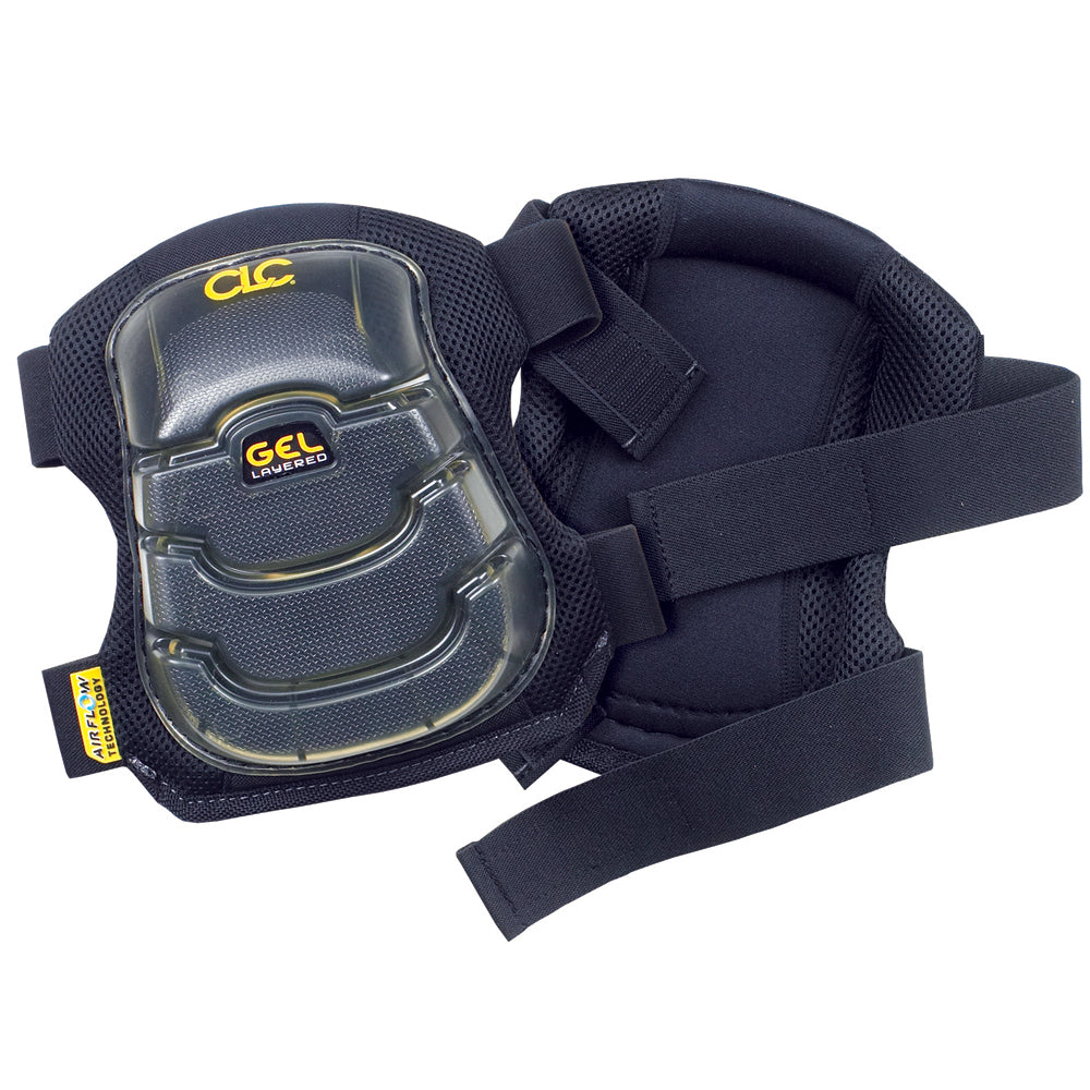 CLC 367 AirFlow Gel Kneepads - Black [367]