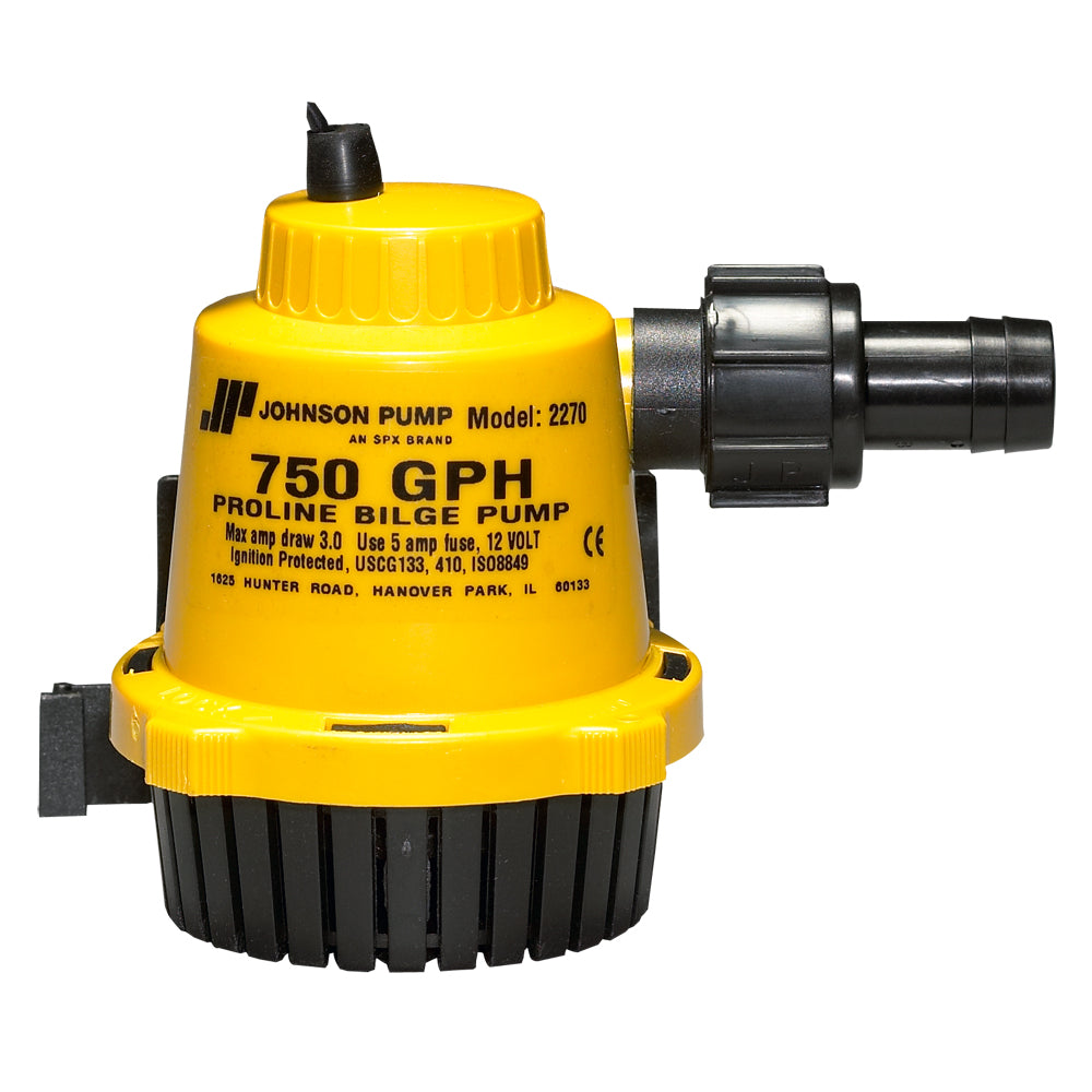 Johnson Pump Proline Bilge Pump - 750 GPH [22702]