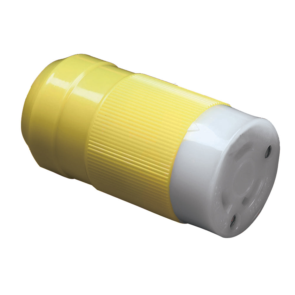 Marinco 6360CRN 50A 125V Female Locking Connector [6360CRN]