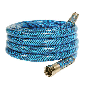"Camco Premium Drinking Water Hose - "" ID - Anti-Kink - 25' [22833]"
