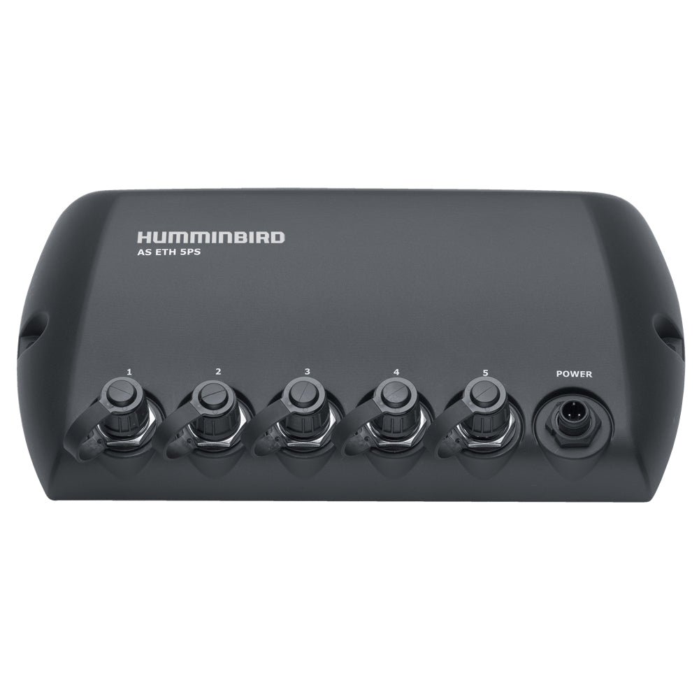 Humminbird AS ETH 5PXG 5 Port Ethernet Switch [408450-1]