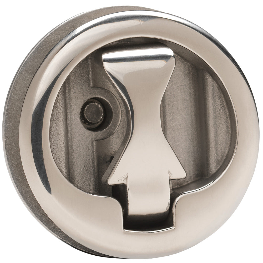 Whitecap Slam Latch - 316 Stainless Steel - Locking - I-Shaped Handle [6095C]