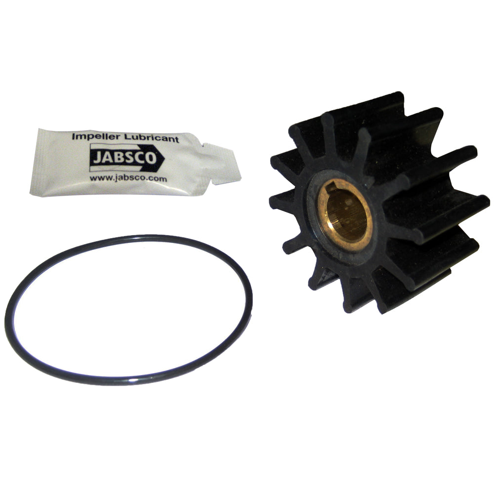 Jabsco Impeller Kit - 12 Blade - Neoprene - 2-7-16
