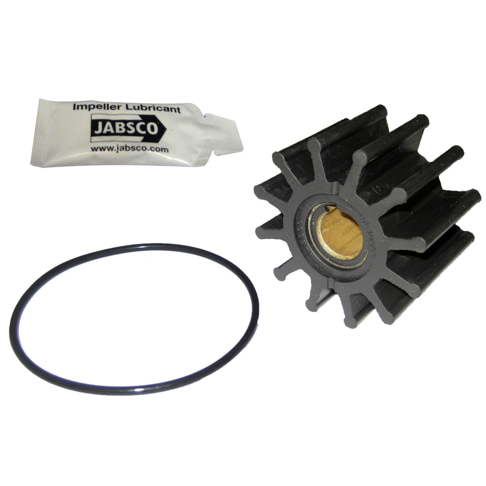 Jabsco Impeller Kit - 12 Blade - Neoprene - 2-9/16