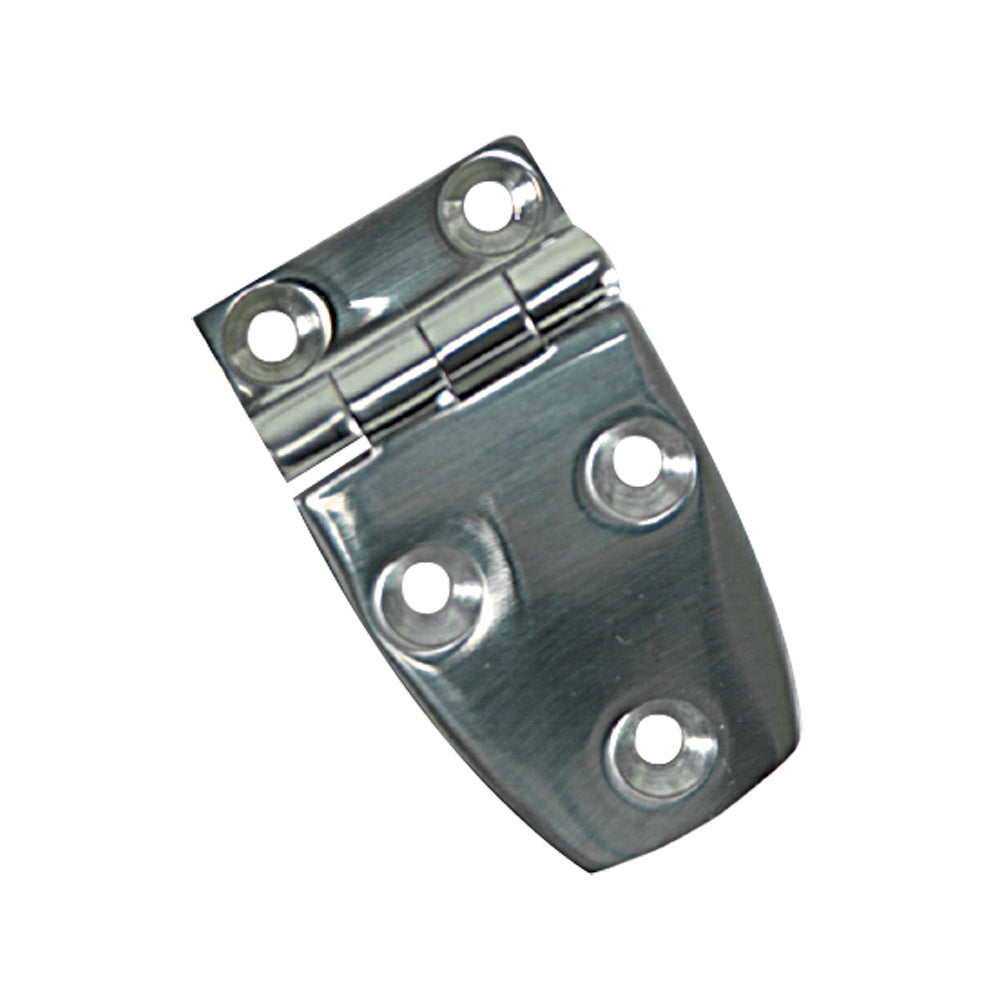 Whitecap Offset Hinge - 316 Stainless Steel - 1-1-2