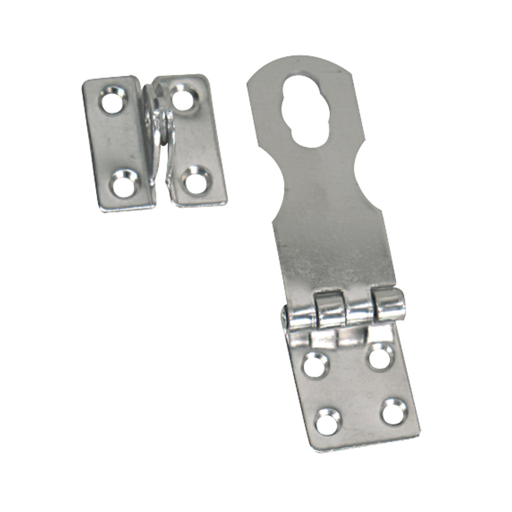 Whitecap Swivel Safety Hasp - 304 Stainless Steel - 3