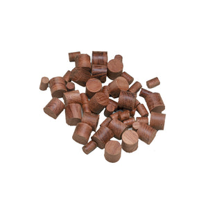 "Whitecap Teak Plugs - 3-8"" - 20 Pack [60151-20]"
