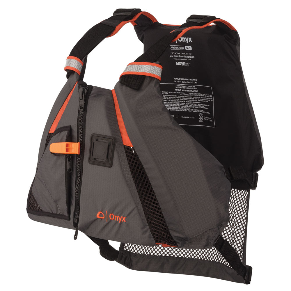 Onyx MoveVent Dynamic Paddle Sports Life Vest - XS-SM [122200-200-020-14]