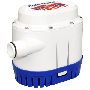 Rule Rule-Mate 1500 GPH Fully Automated Bilge Pump - 12V [RM1500A]