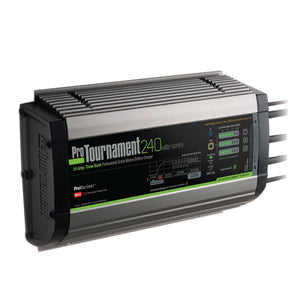 ProMariner ProTournament 240elite Triple Charger - 24 Amp, 3 Bank [52026]