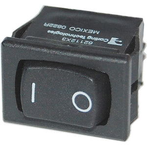 Blue Sea 7485 360 Panel - Rocker Switch SPDT - (ON)-OFF-(ON) [7485]