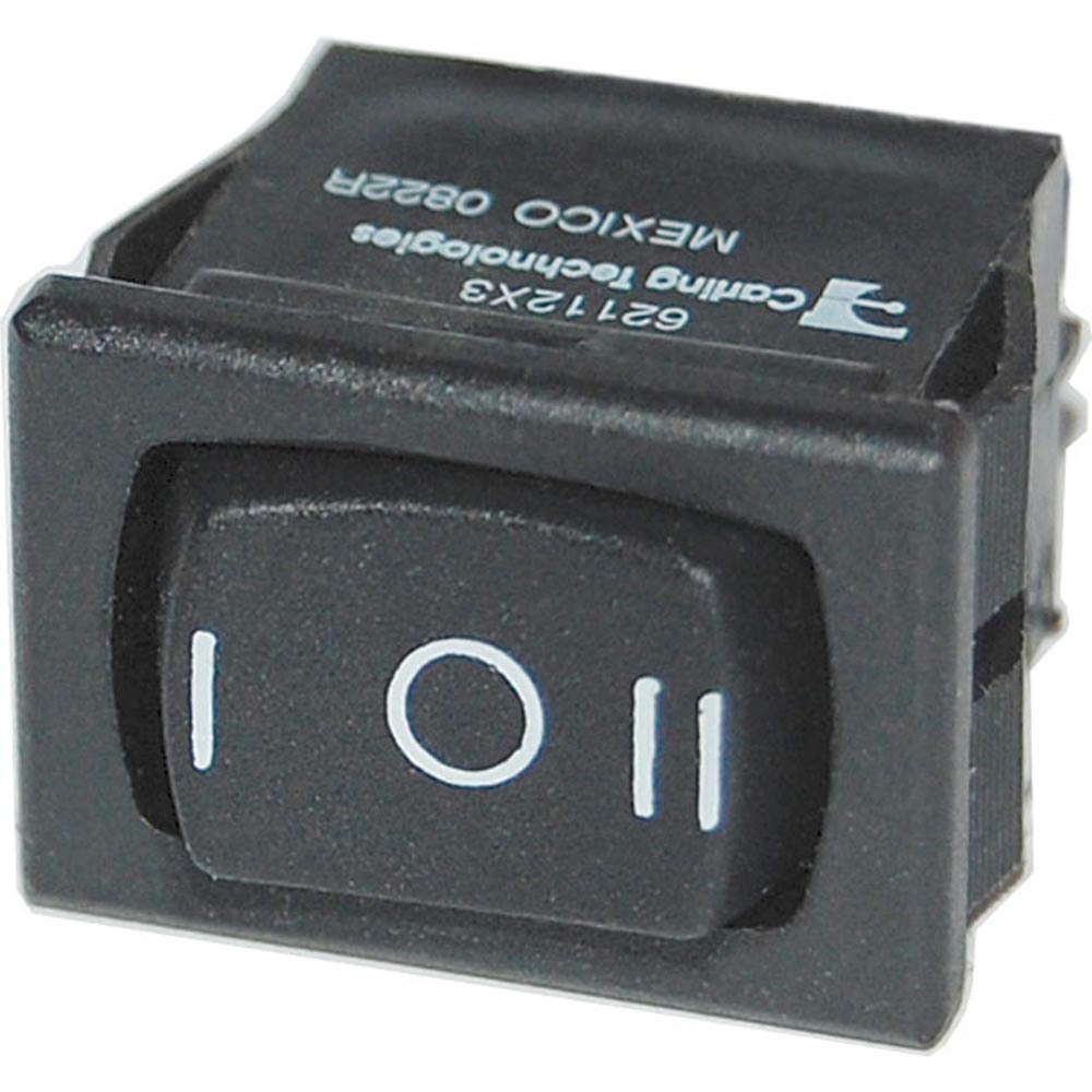Blue Sea 7494 360 Panel - Rocker Switch DPDT - (ON)-OFF-ON [7494]