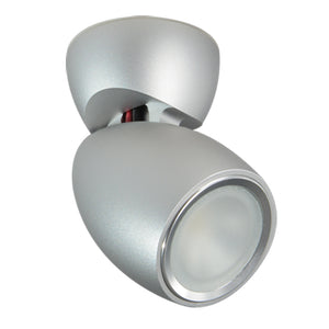 Lumitec GAI2 - Positionable Light - Brushed Housing [111807]