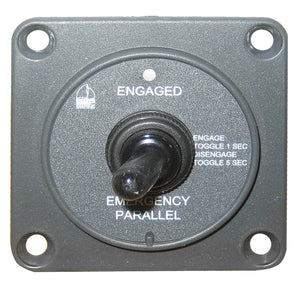 BEP Remote Emergency Parallel Switch [80-724-0007-00]