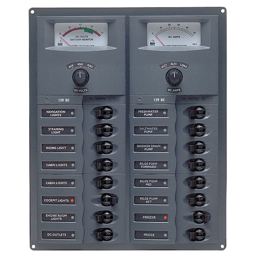 BEP Panel 16SP DC12V Analog [904-AM]
