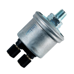 VDO Pressure Sender 80 PSI Floating Ground - 1/8-27 NPT [360-410]