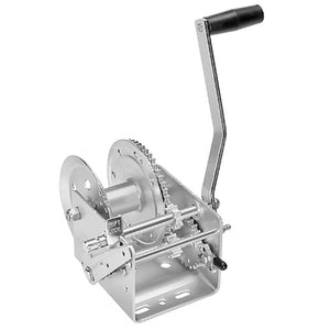 Fulton 2600lb 2-Speed Winch w/Hand Brake [142411]