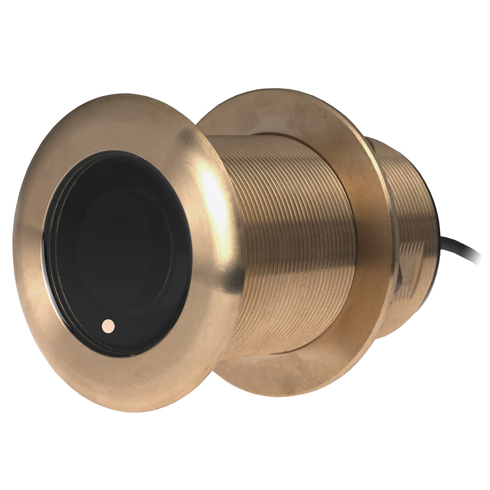 Airmar B75M Bronze Chirp Thru Hull 0 Tilt - 600W - Requires Mix and Match Cable [B75C-0-M-MM]