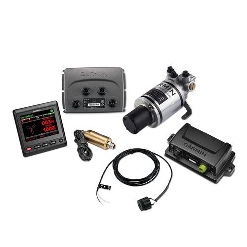 Garmin Compact Reactor 40 Hydraulic Autopilot w/GHC 20 and Shadow Drive Pack [010-00705-08]
