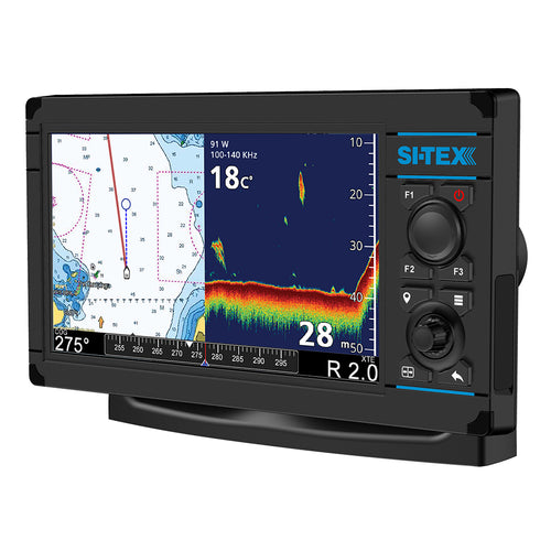 SI-TEX NavPro 900F w/Wifi  Built-In CHIRP - Includes Internal GPS Receiver/Antenna [NAVPRO900F]