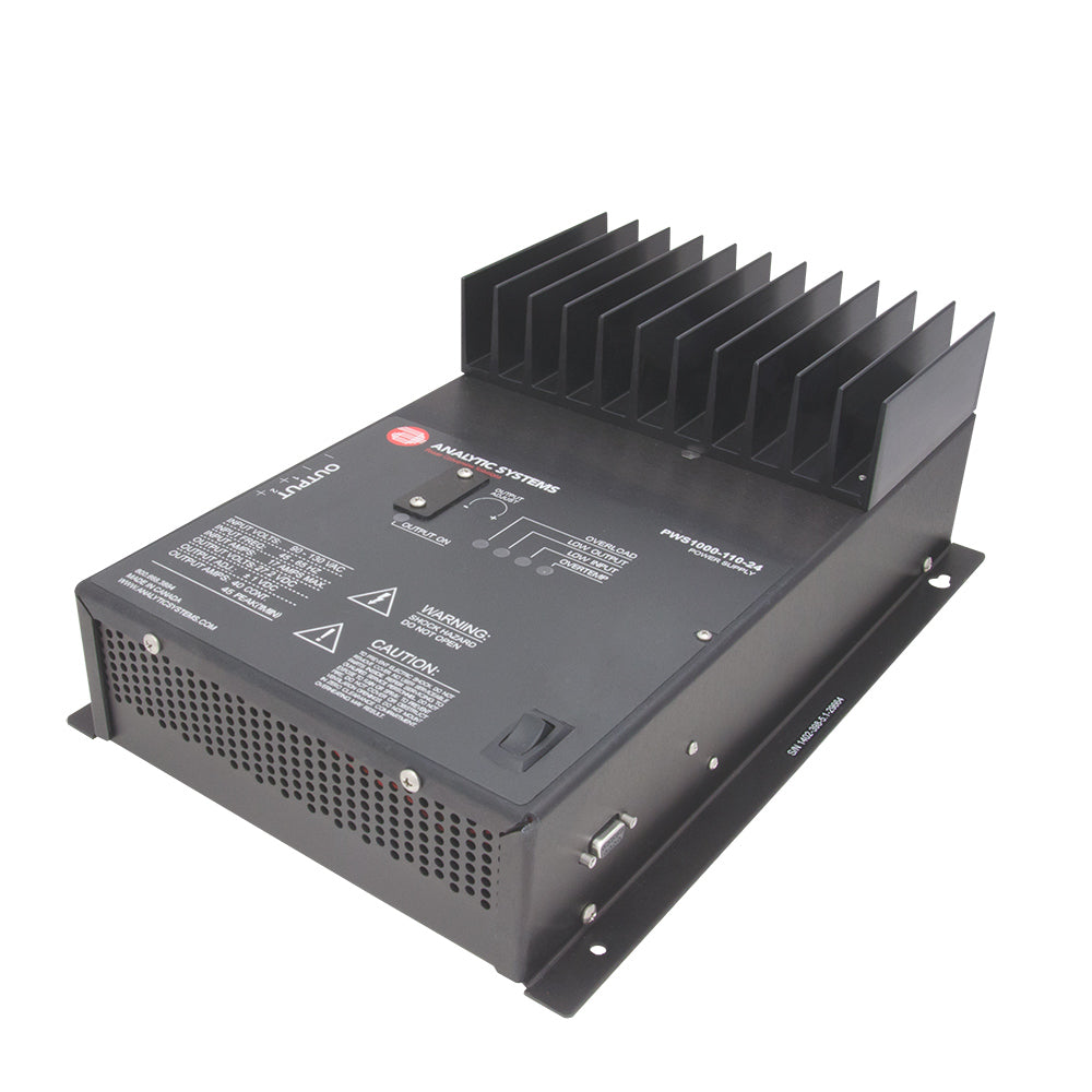 Analytic Systems Power Supply 110AC to 12DC-70A [PWS1000-110-12]