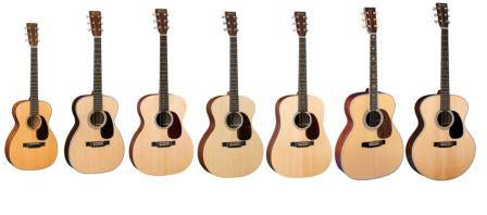 Widest Selection of Martin Guitars in South Africa