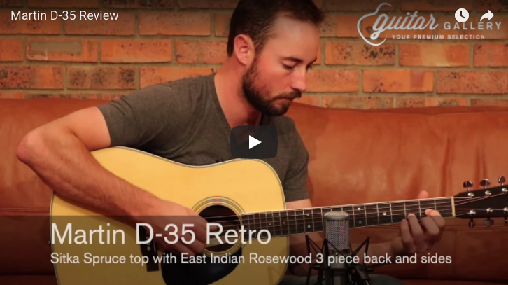 Martin D-35 Retro Review
