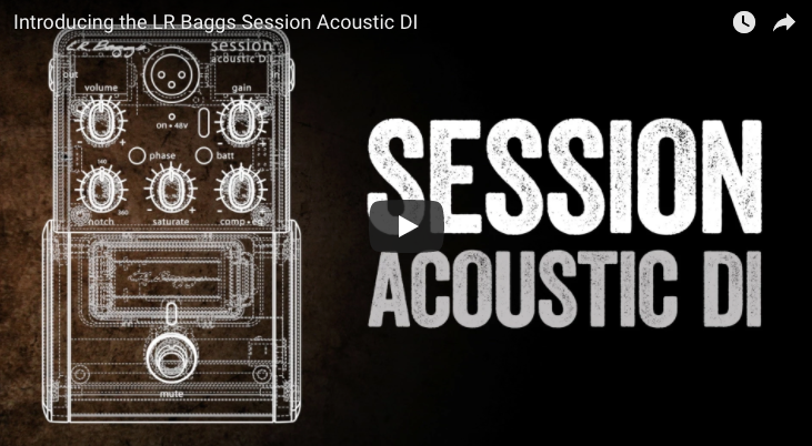 LR Baggs session DI– now in stock!