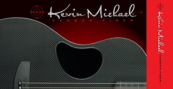 Kevin Michael Carbon Fiber Guitars